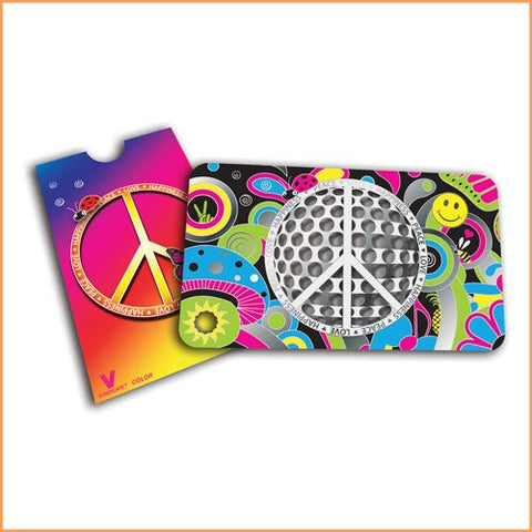 Peace & Love Grinder Card- V Syndicate