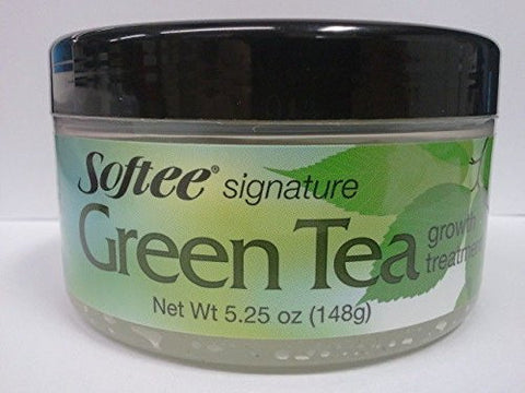 Softee Growth Treatment Green Tea 5.25 oz.