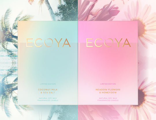 ECOYA's Escapism by Fragrance