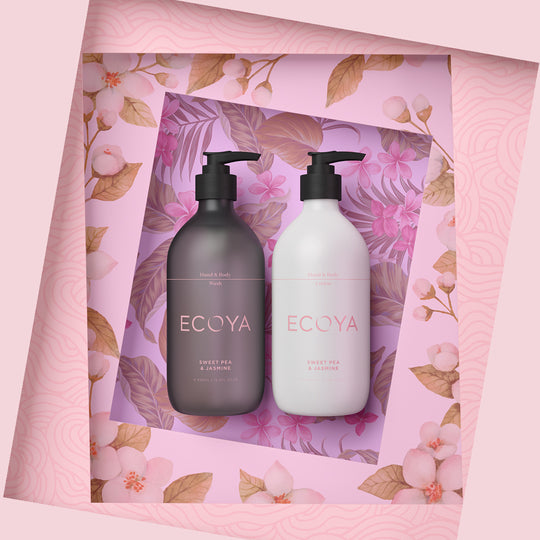 Introducing our new-look ECOYA Bodycare collection!