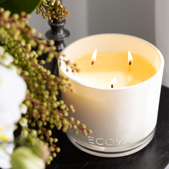 Care for your ECOYA candle