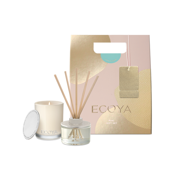 Lotus Flower Mini Gift Set