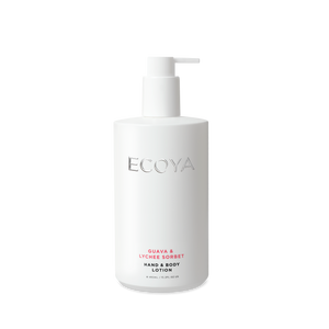 Guava & Lychee Sorbet Hand and Body Lotion