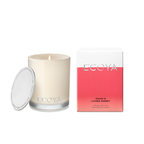 Guava & Lychee Sorbet Mini Madison Candle