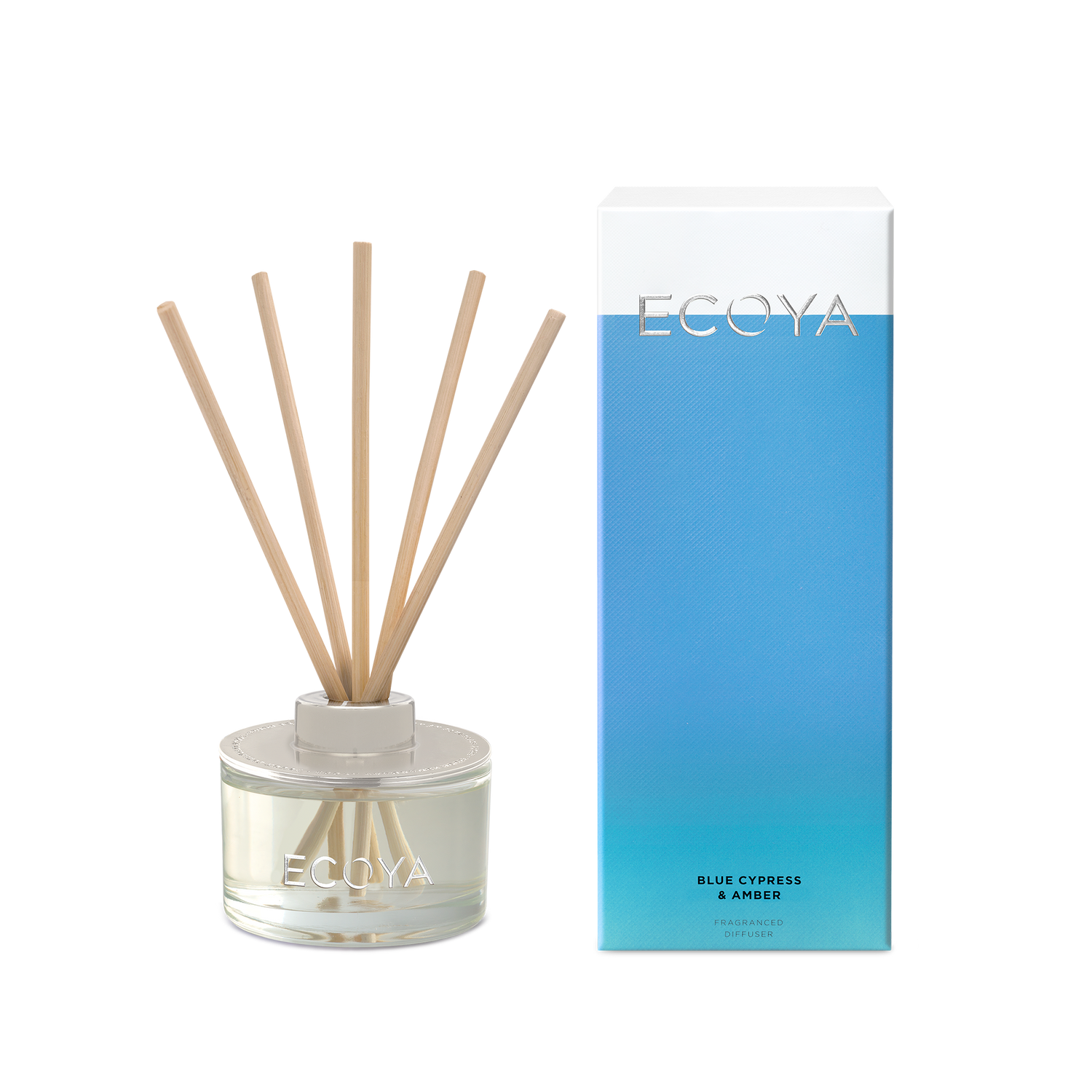 Blue Cypress & Amber Mini Diffuser (10753497618)