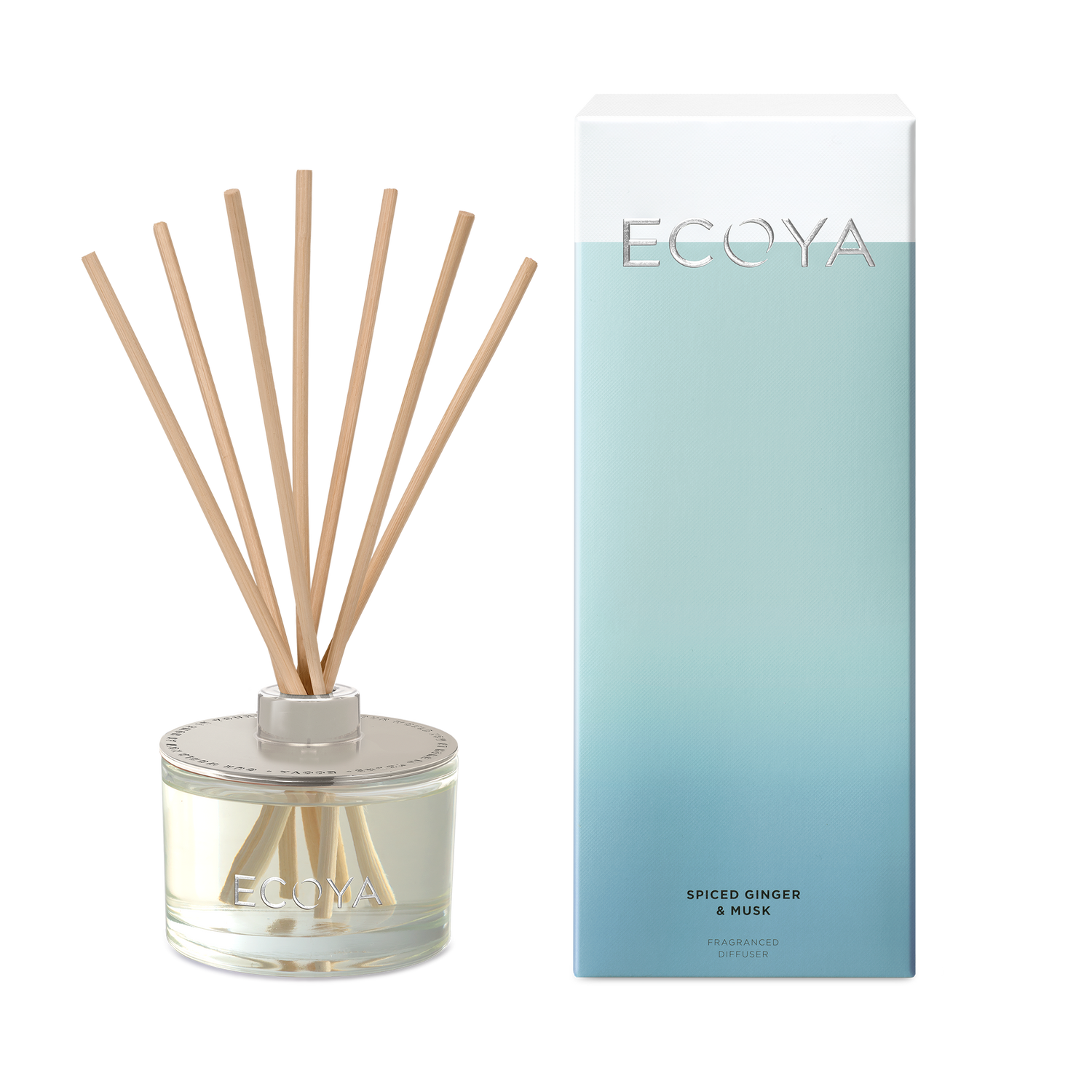 Spiced Ginger & Musk Fragranced Diffuser (10753504338)