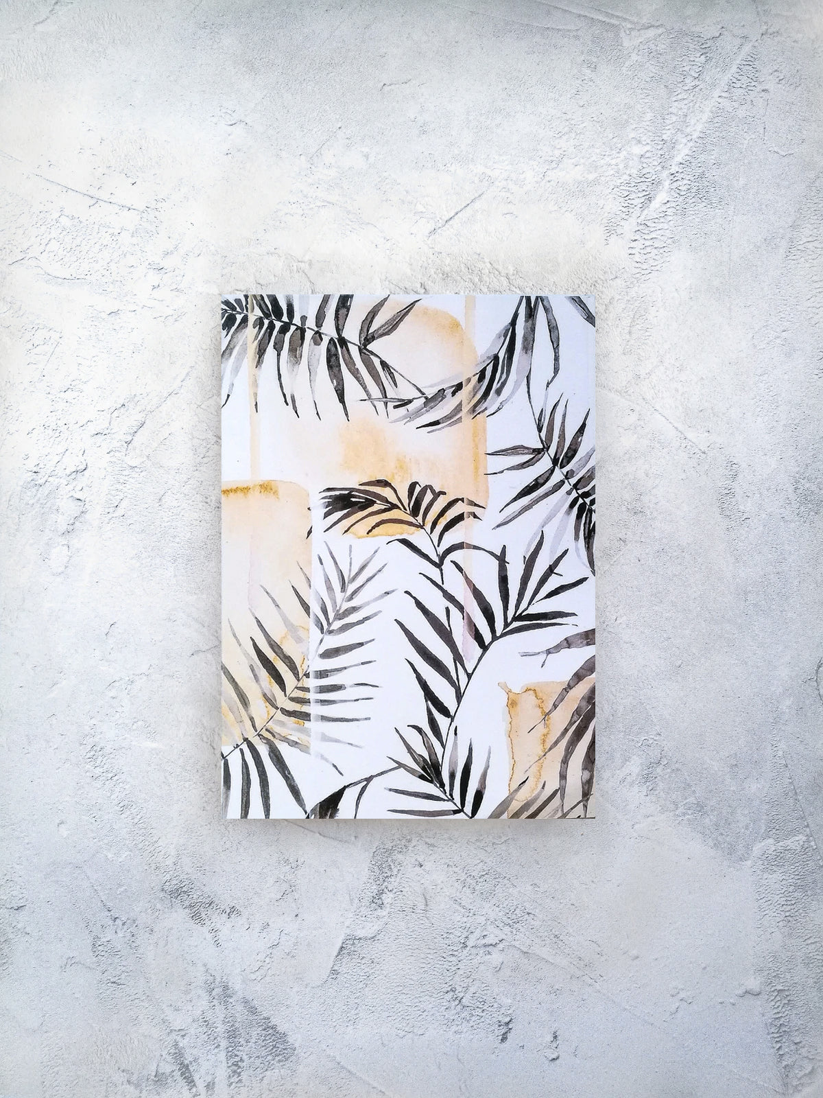 A5 'Shadow Palms' Daydreamer Notebook