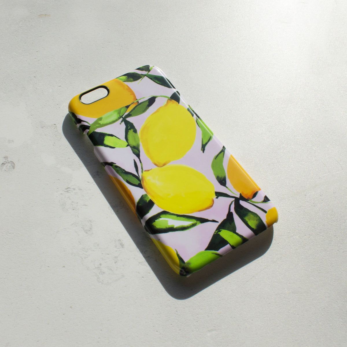 Lemons Smart Phone Case