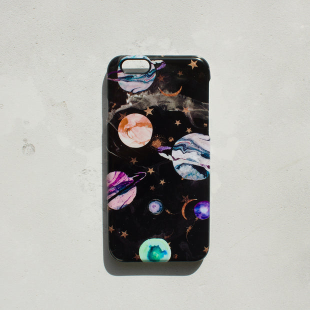 Marble Galaxy Smart Phone Case
