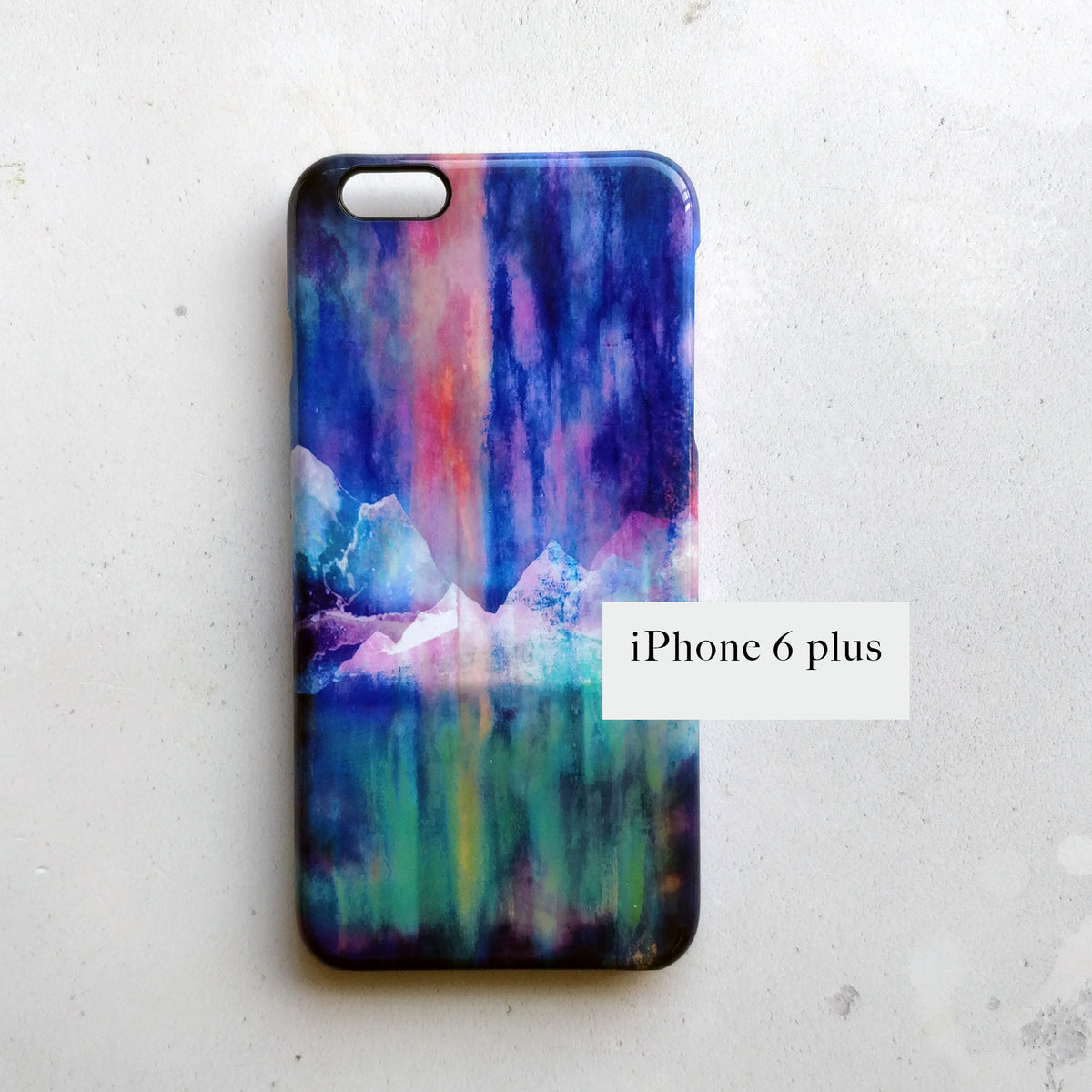 Northern Lights phone case for iPhone 6 Plus