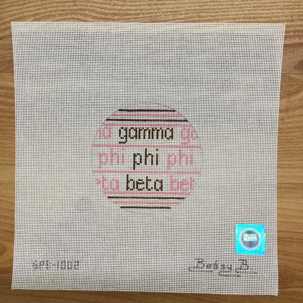 Gamma Phi Beta Name Round