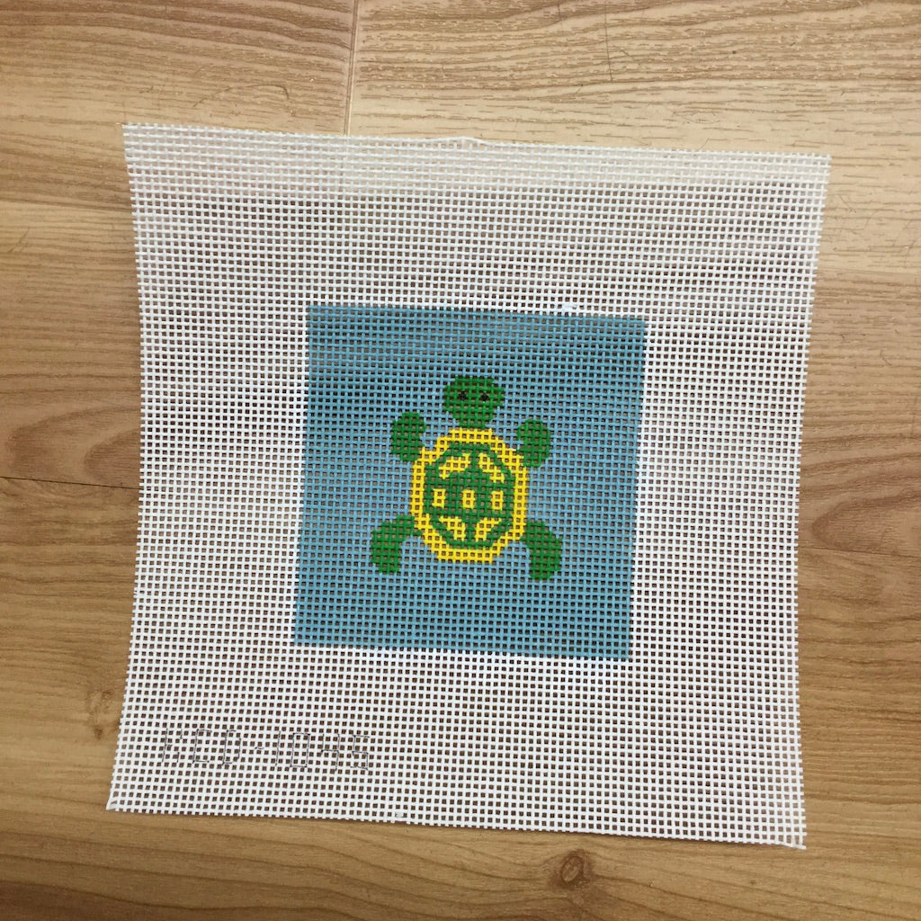 Turtle Beginner Canvas