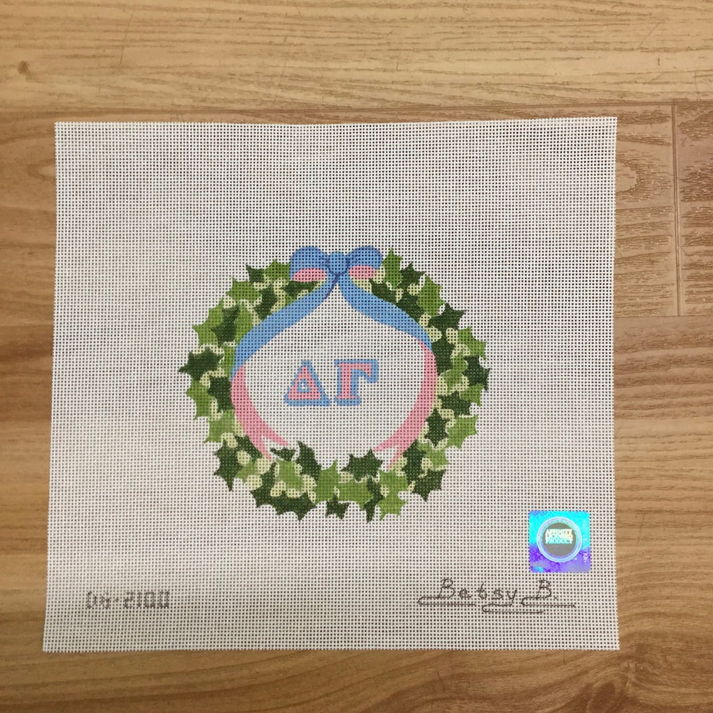 Delta Gamma Ivy Wreath