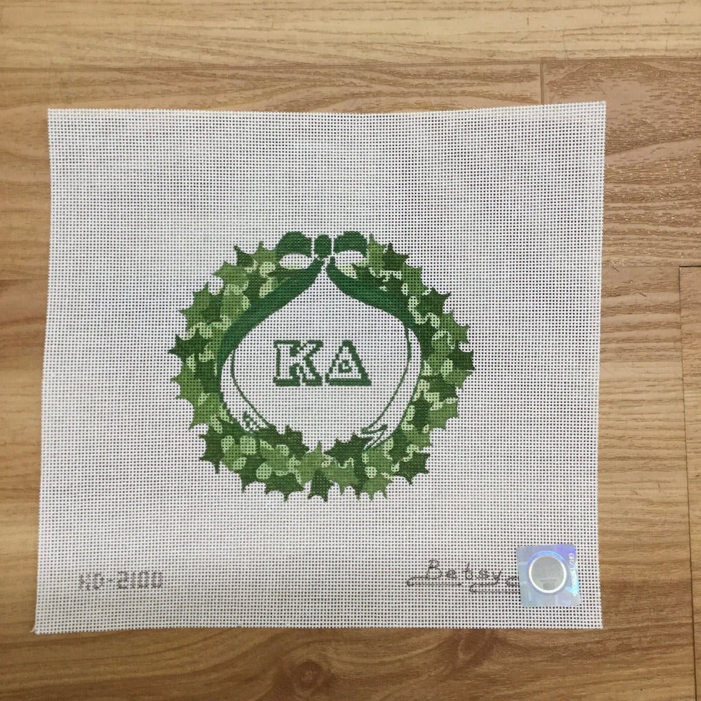 Kappa Delta Ivy Wreath