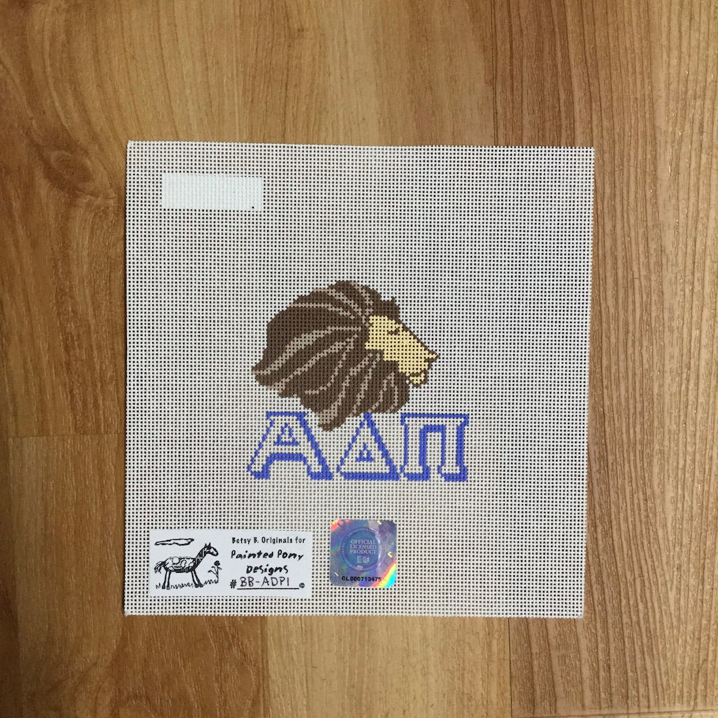 Alpha Delta Pi Lion