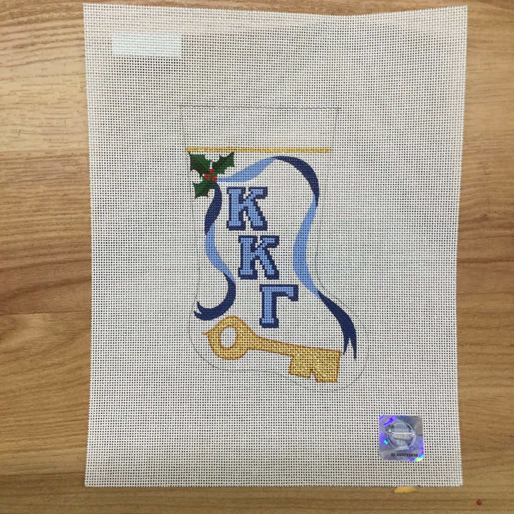 Kappa Kappa Gamma Mini Sock