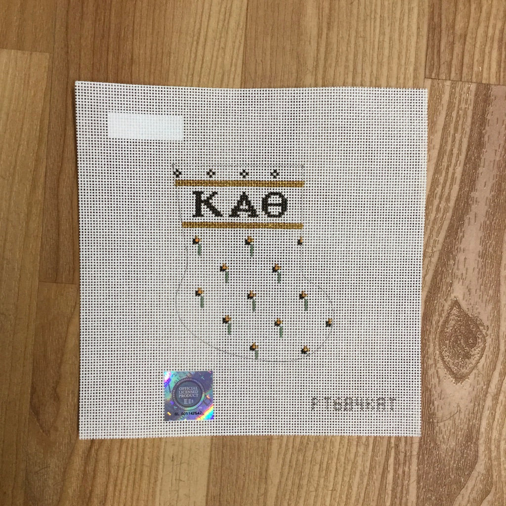 Kappa Alpha Theta Petei Mini Sock