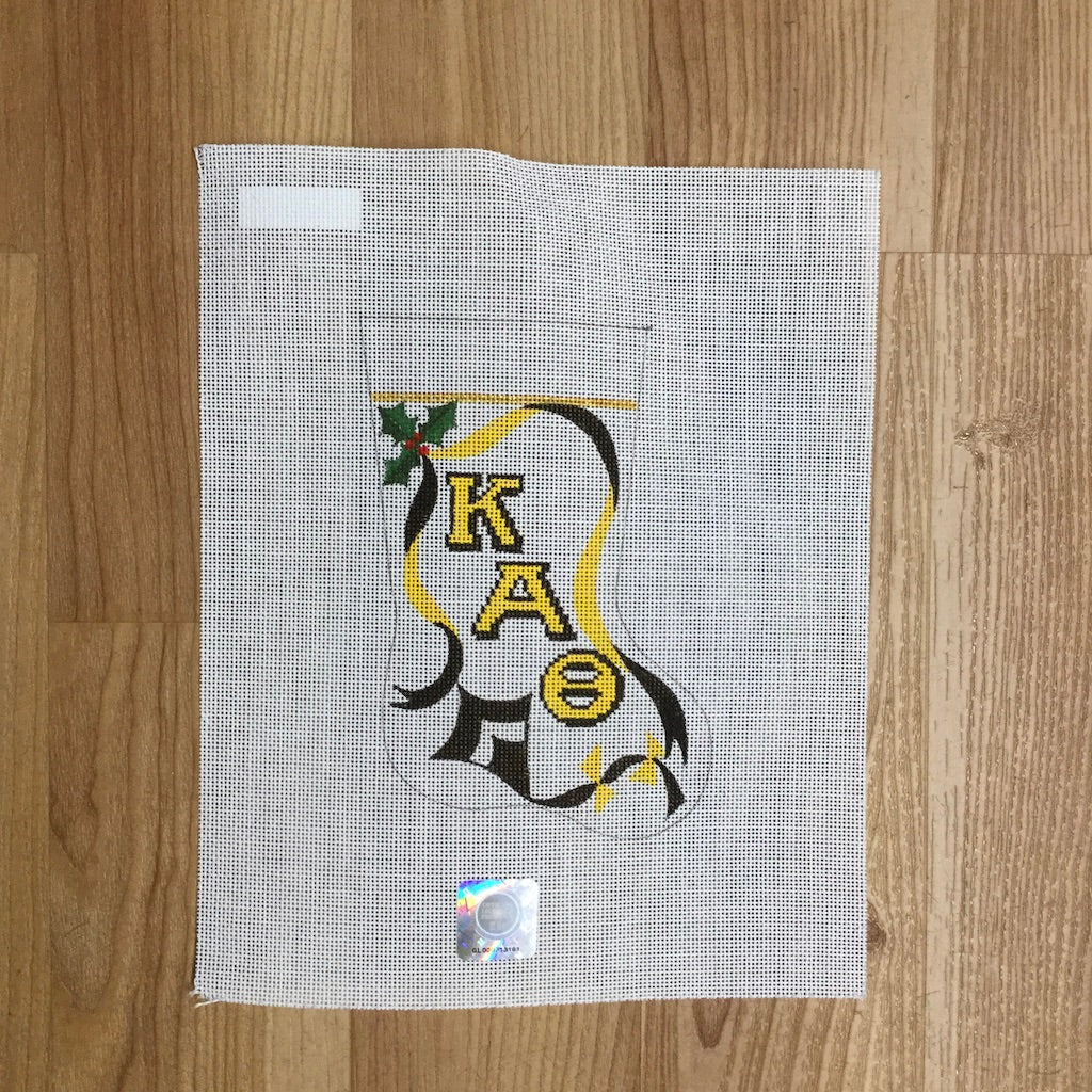 Kappa Alpha Theta Mini Sock