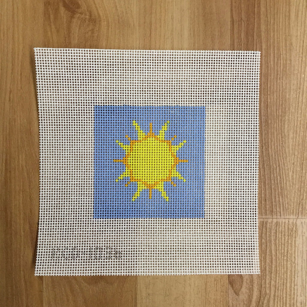 Sun Beginner Canvas