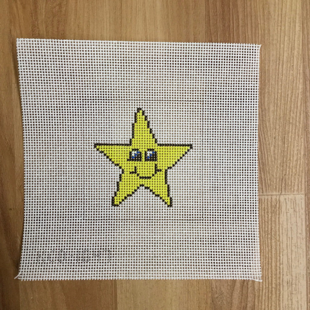 Star Beginner Canvas