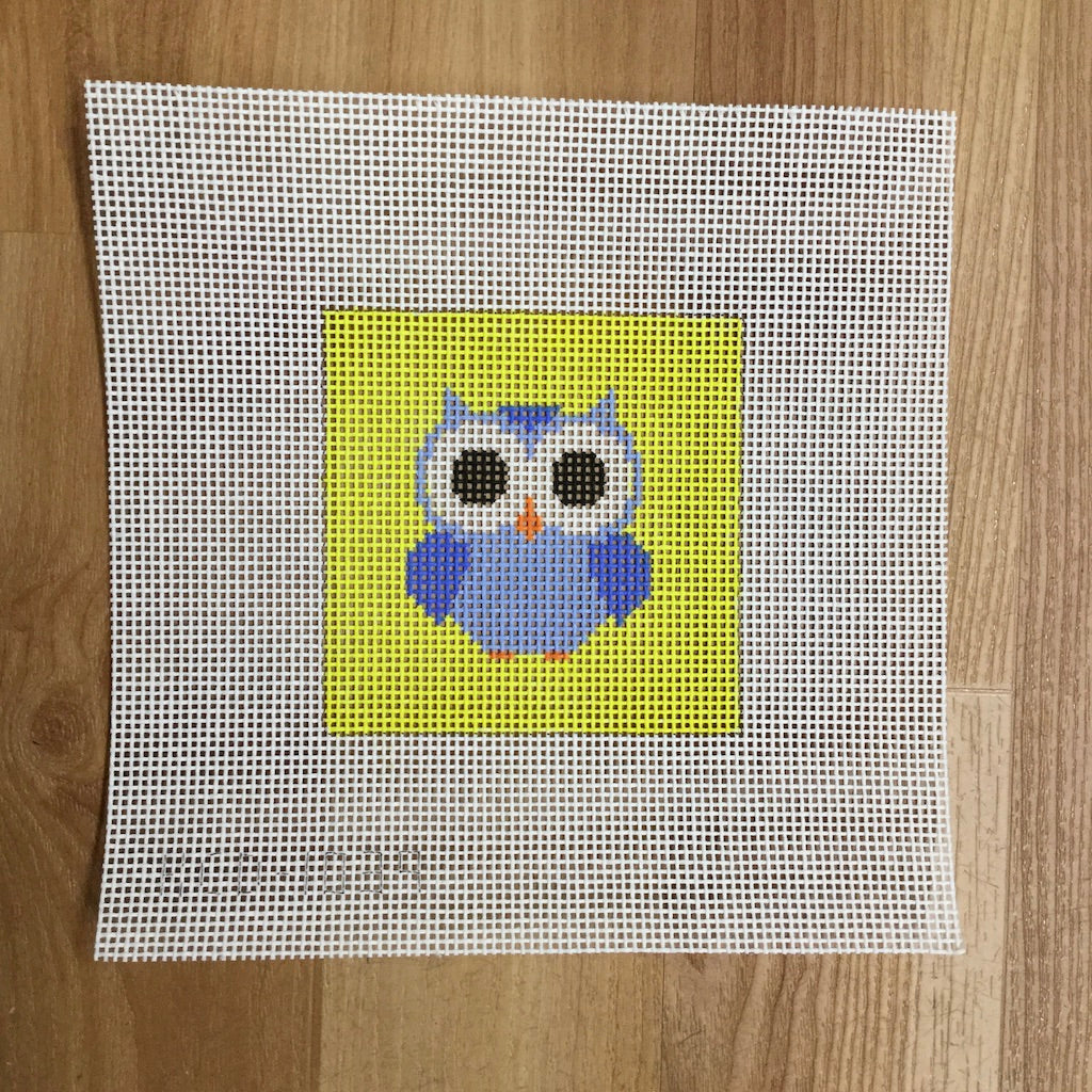 Owl Beginner Canvas