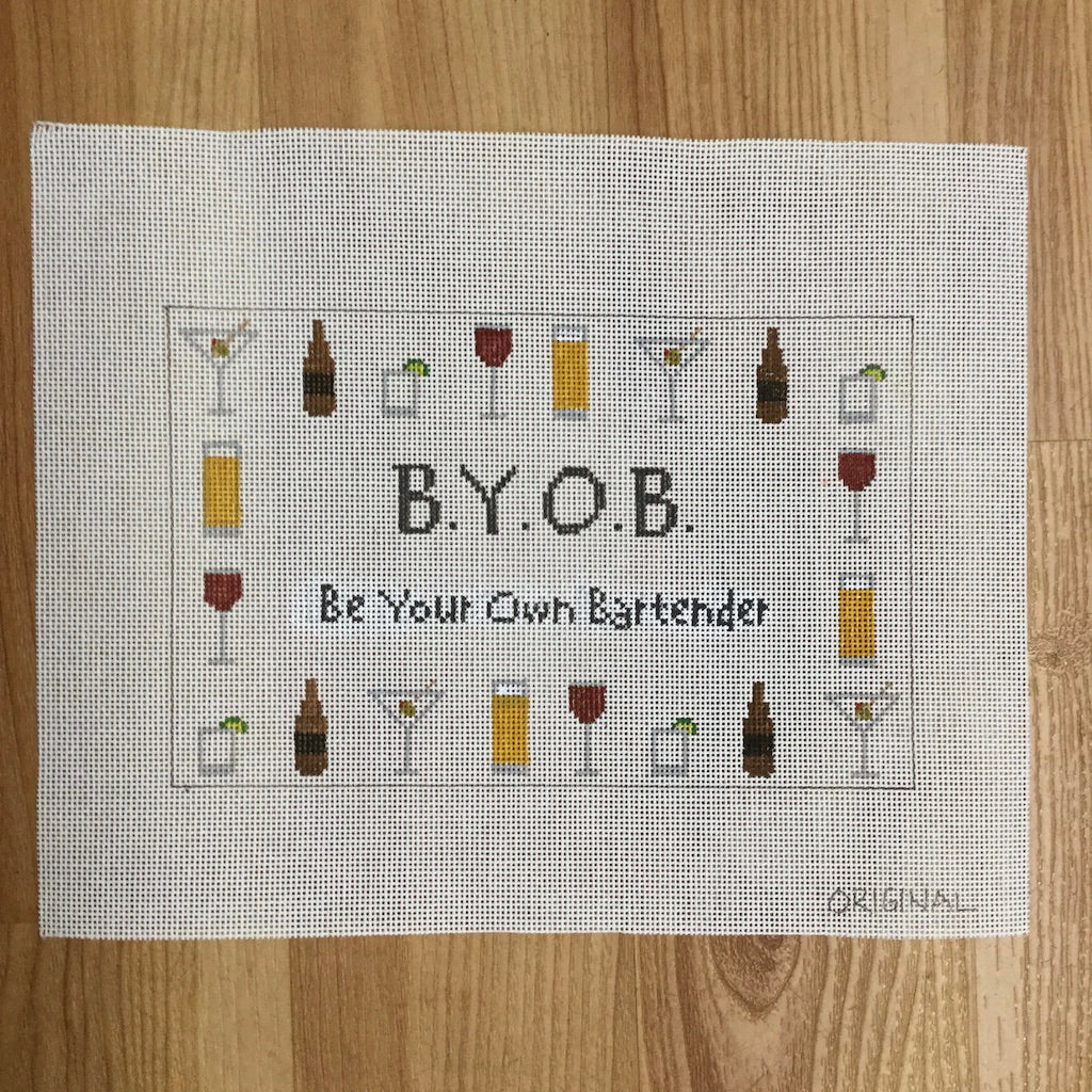 BYOB Canvas