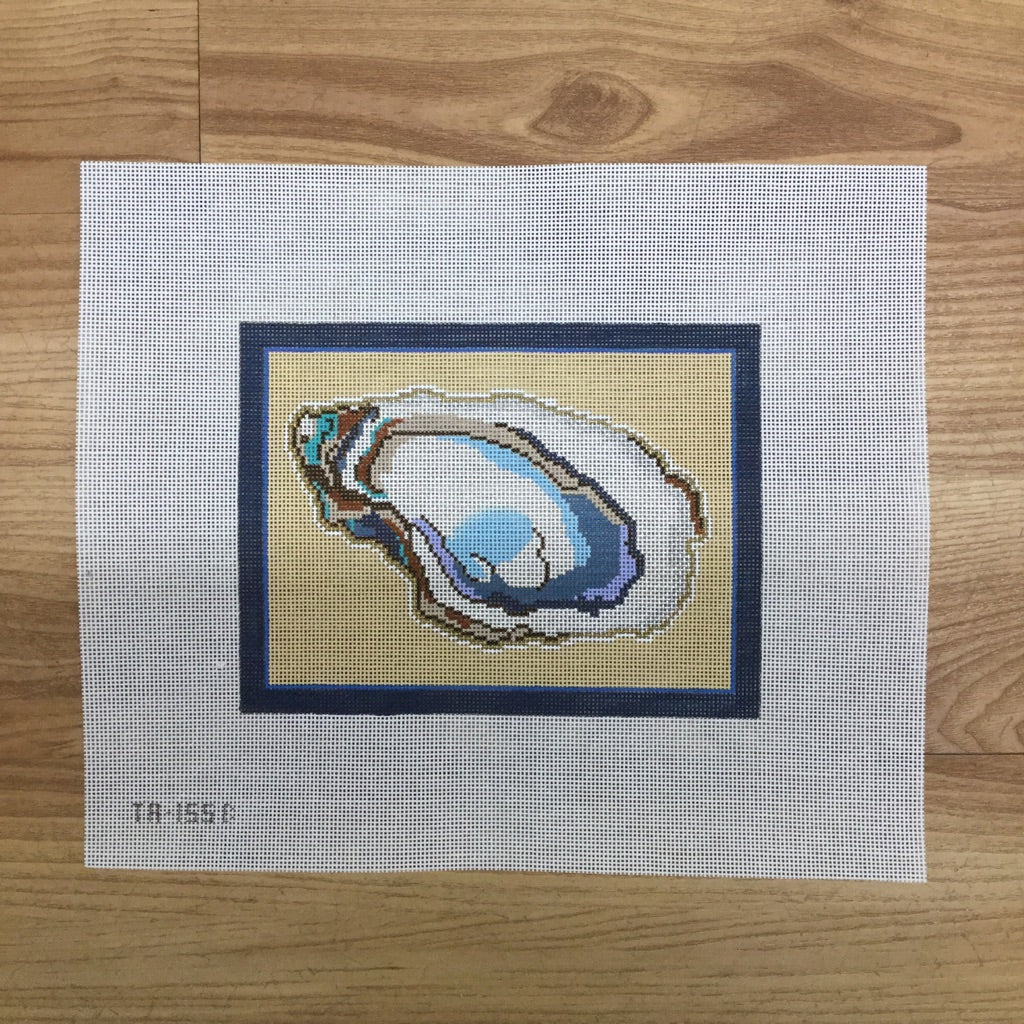 Aw Shucks: Oyster Canvas