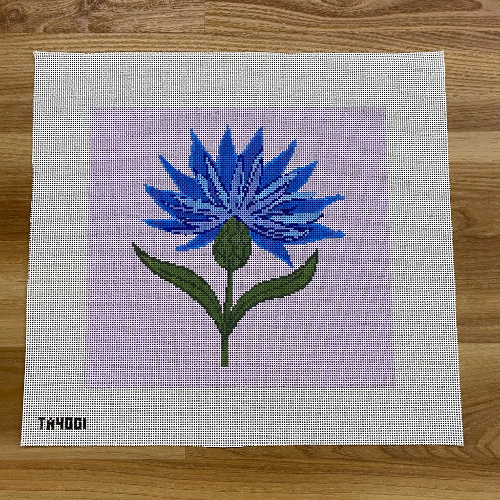 Cornflower Pillow