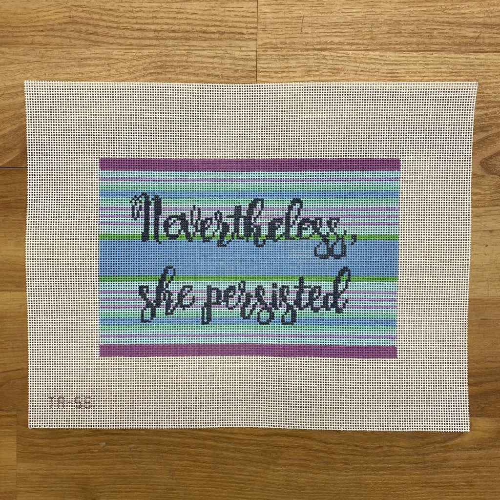 Nevertheless She Persisted Sunglasses Canvas