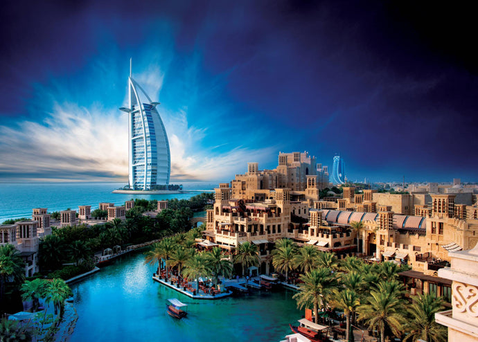 Average spend by tourist in Dubai is $263.12