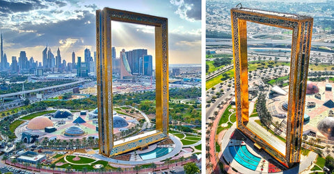 dubai frame booking and tickets