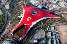 Ferrari World and Yas Waterpark