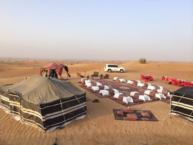 dubai sunset safari tour