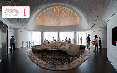 Burj khalifa at the top booking best price