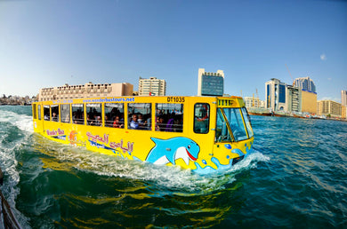 wonder bus dubai tour