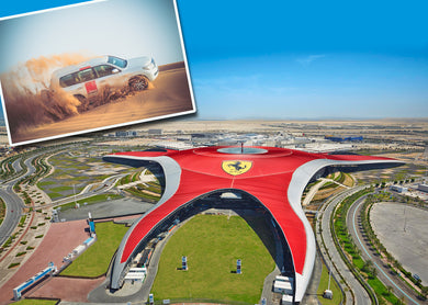 Desert Safari and Ferrari World