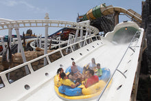 Dubaimain Will Provide Transfers from Dubai or Sharjah Hotel or Residence. Enjoy Full day at Yas water world Abu Dhabi, You could book this attraction without transfers if you have your reliable vehicle. We provide professional licensed driver if you choose with transfers. To experience the ultimate in aquatic adventure,the largest water theme park in Abu Dhabi! Which is Located adjacent to Ferrari World Abu Dhabi and spanning over an area of about 15 hectares of land in the heart of Yas Island, this water