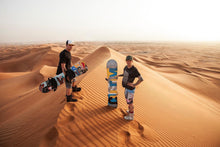 Camel Riding and Sand Boarding Dubai