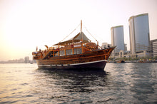 private dhow cruise dubai