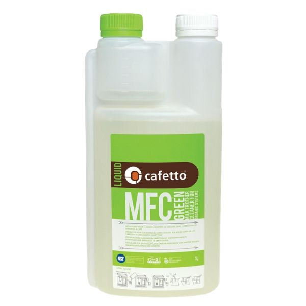 Cafetto Milk Froth Cleaner Green