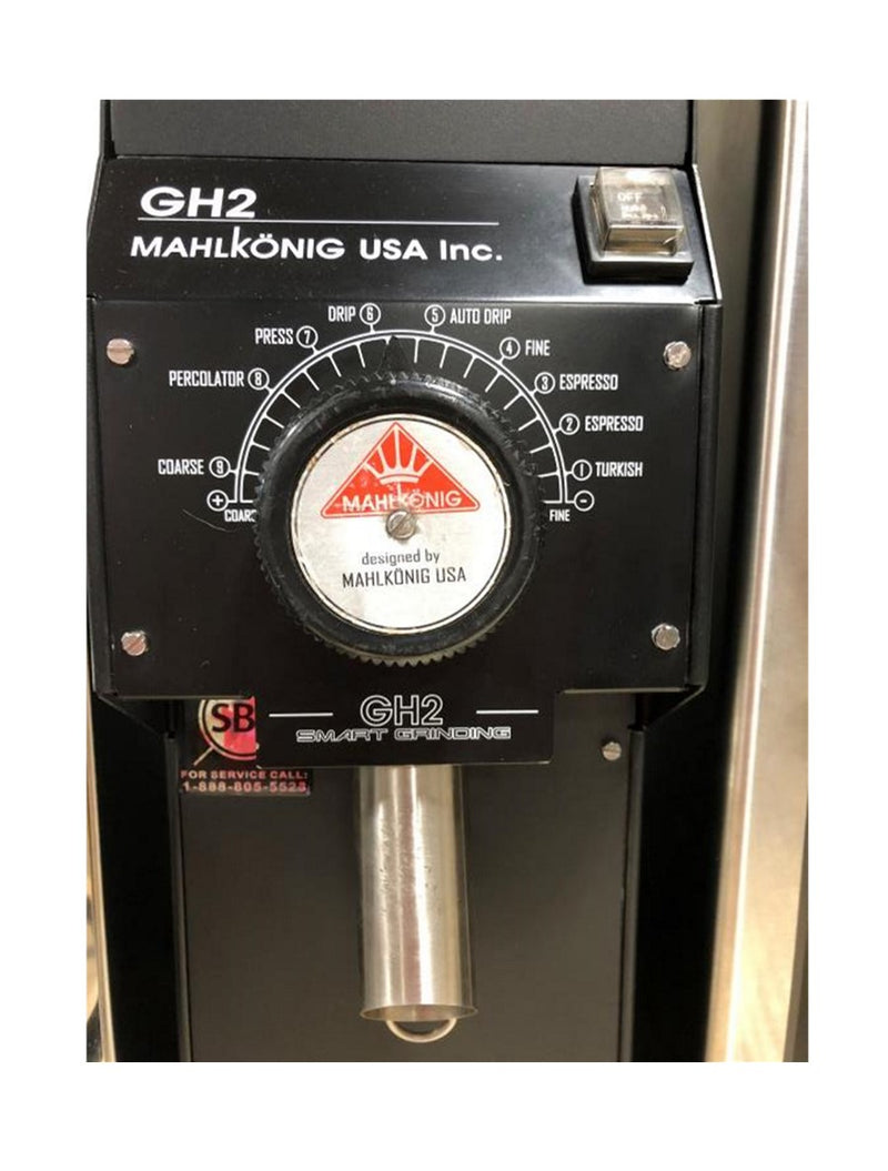 Mahlkonig GH2 Retail Coffee Grinder (Demo/Used)