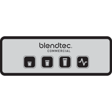 Blendtec EZ 600 Touch Pad