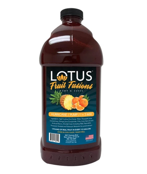 Hurricane Lotus Fruit Fusion Concentrate