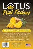 Pineapple Paradise Lotus Fruit Fusion Concentrate