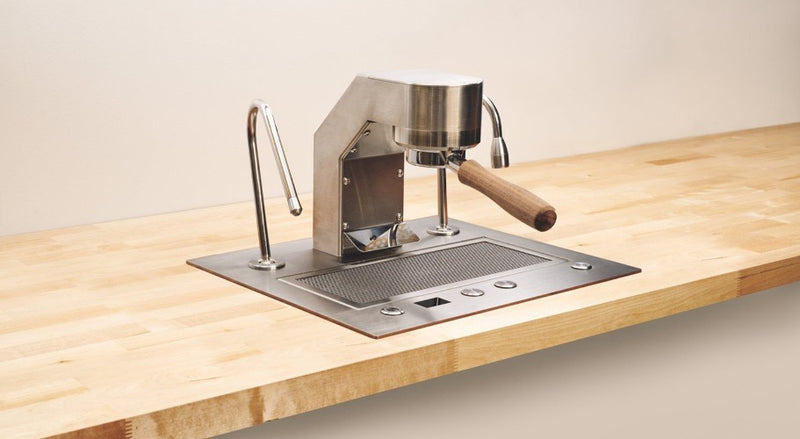 Mavam Under Counter Espresso Machine 1 Group Stainless Steel