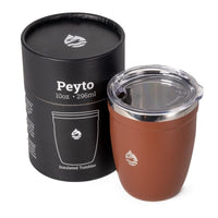 Peyto 10oz Desert Brown Tan