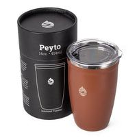 Peyto 14oz Brown Tan