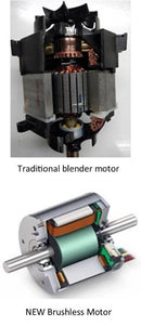 Blendtec Titan X brushless motor