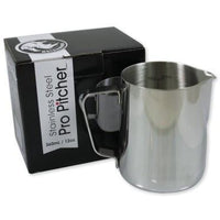 Rhino Coffee Gear Professional Milk Pitcher 10oz 20oz 32oz