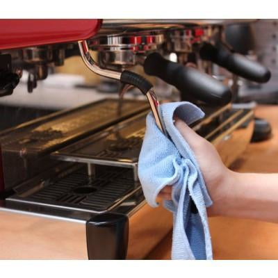 Rhino Coffee Gear Barista Cloth Set Blue